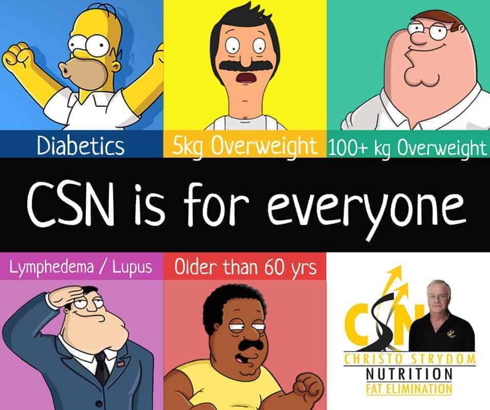 CSN Diet Success Stories