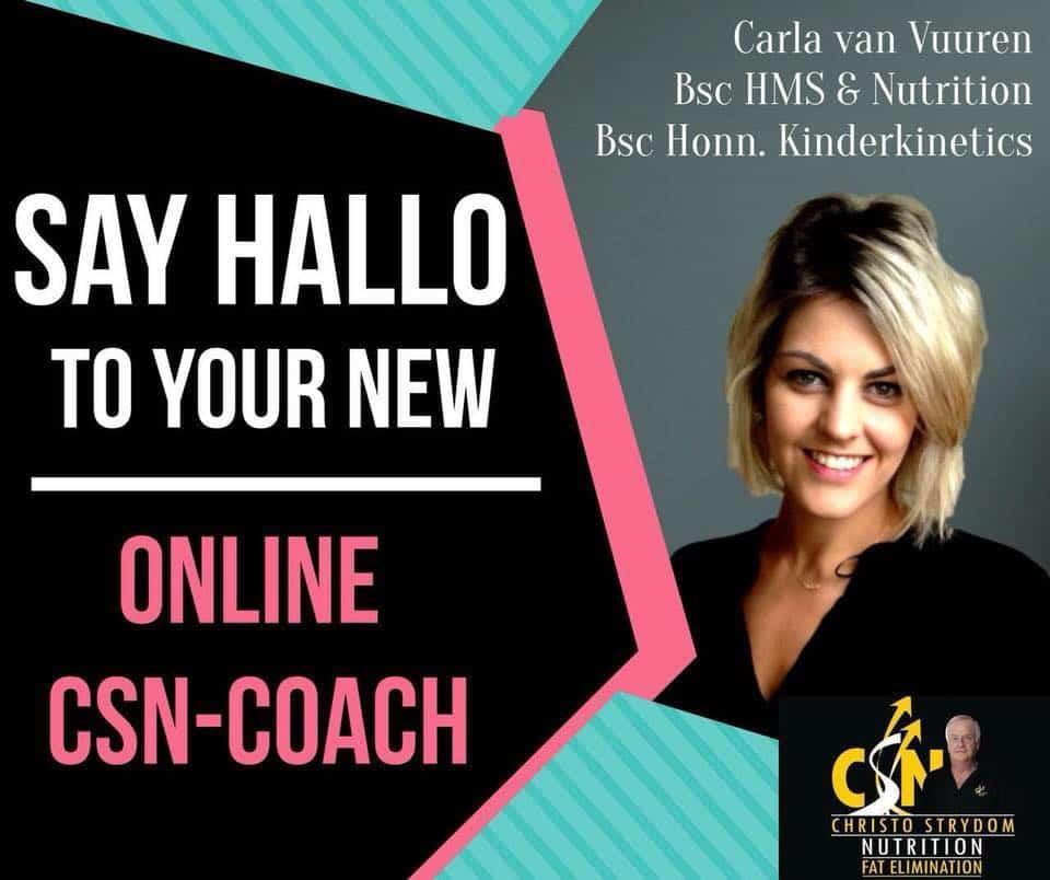 csn diet online coach