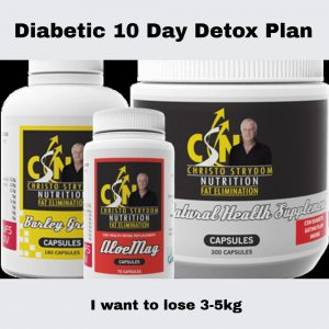 diabetic 10-day CSN Detox Plan
