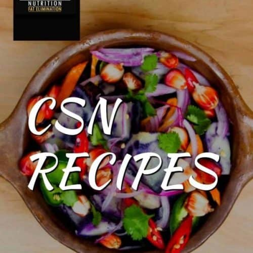 digital csn recipes book