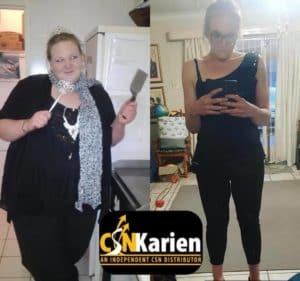 weigh loss success