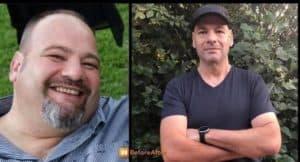 voor en na CSN diet