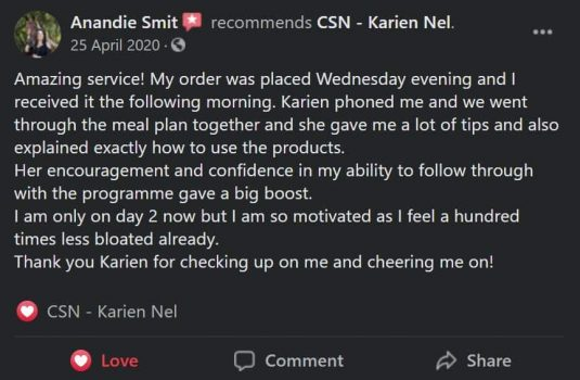 anandie smit review of kcsn